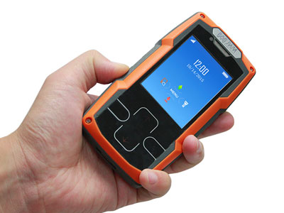 3G RFID GPS Guard Tour System with Voice Call