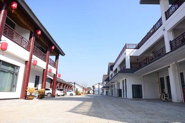 Yunnan Baima Lake Resort guard system