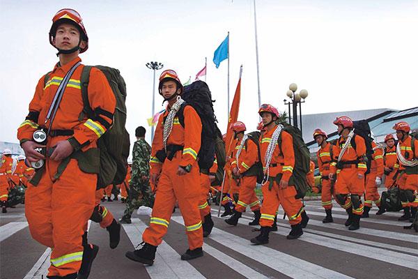 Dalian-Fire-Patrol-Street