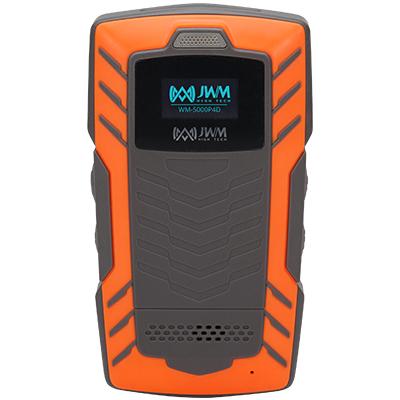 WM-5000P4D guard tour system